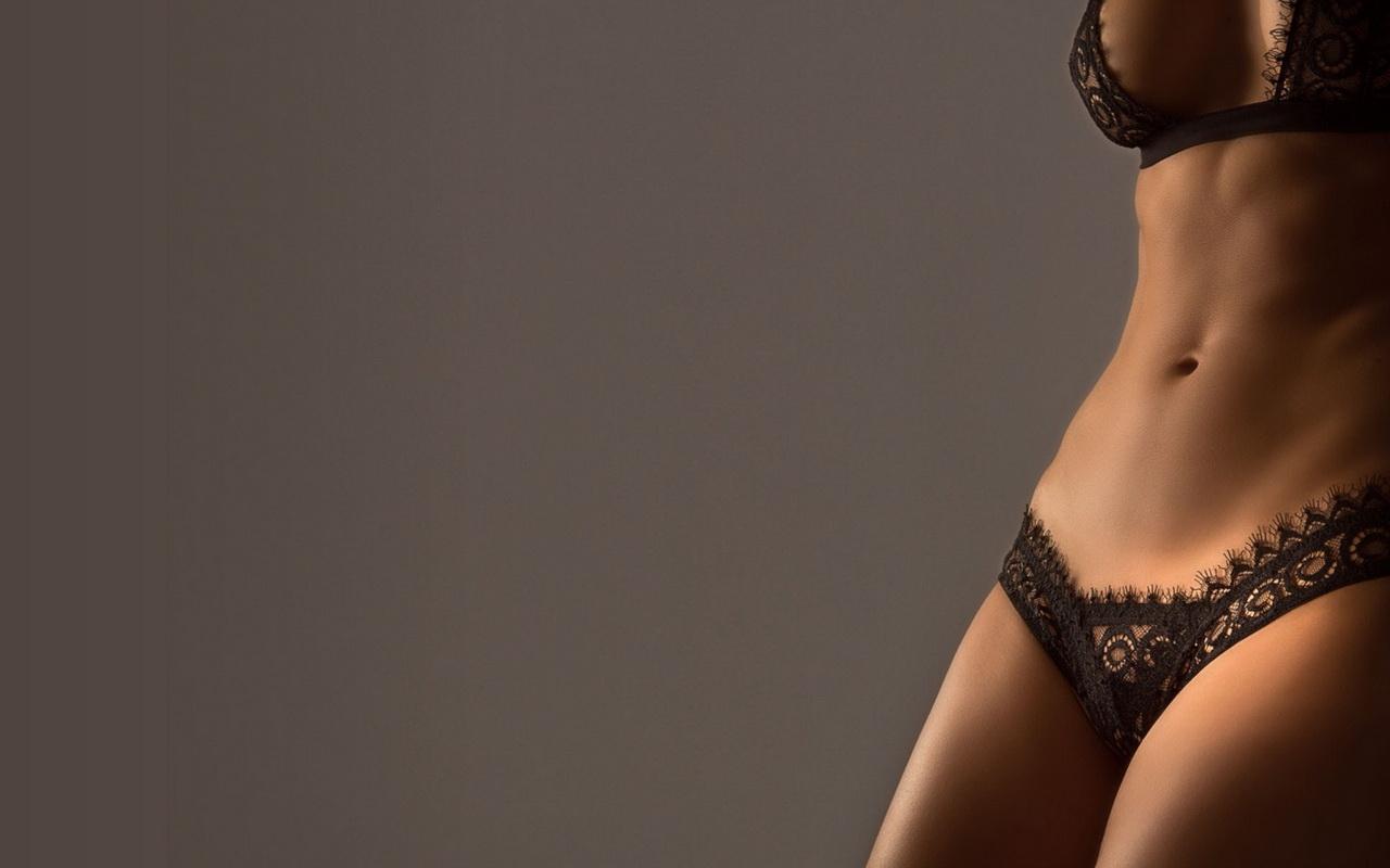 Пресс девушки грудь 5 фотография