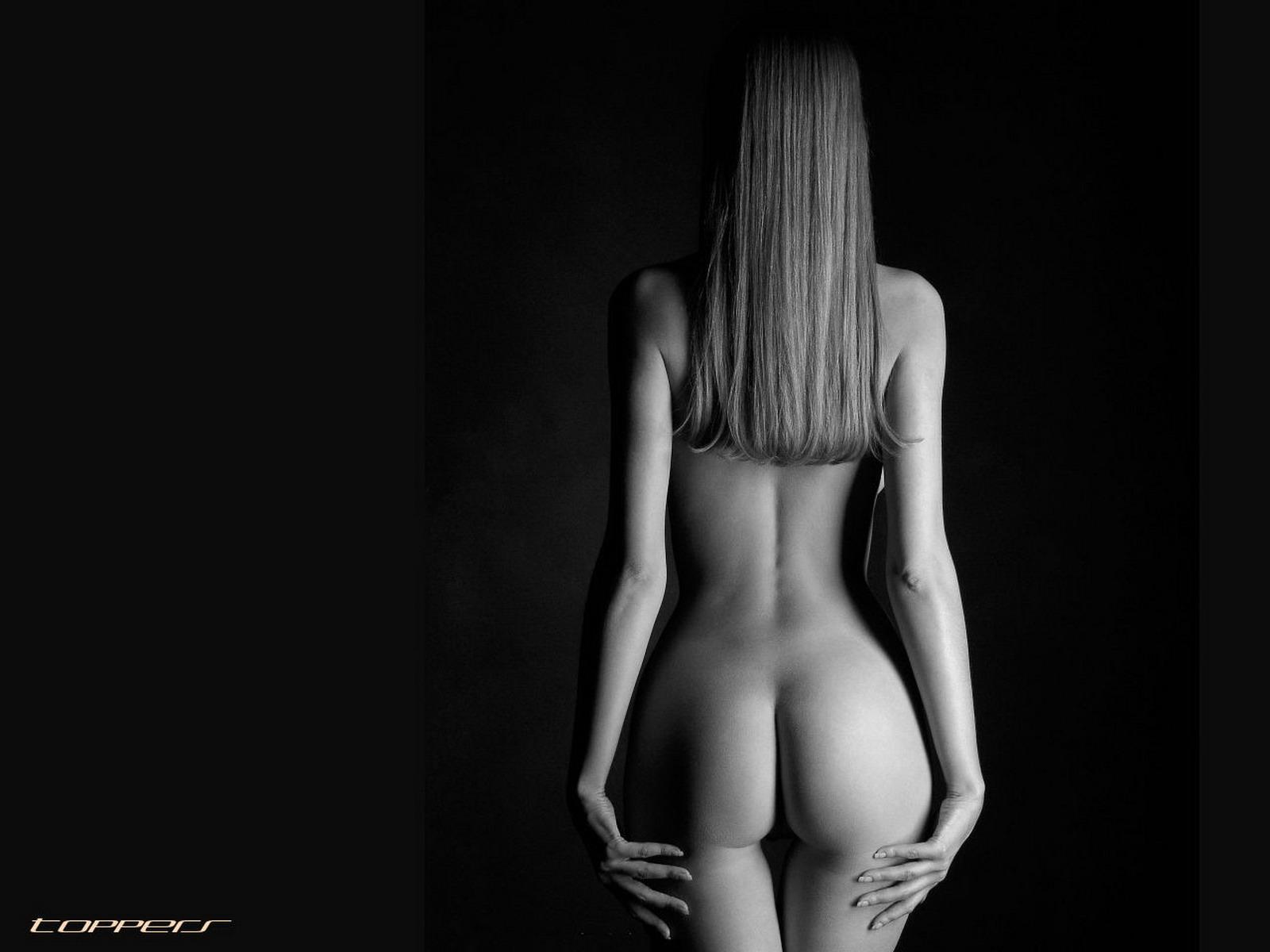 Супер черные попки 12 фотография