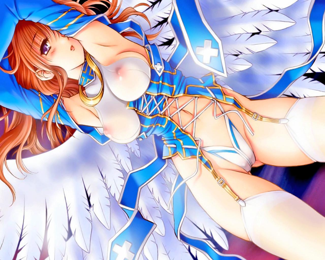 Хентай демоны и ангелы 15 фотография