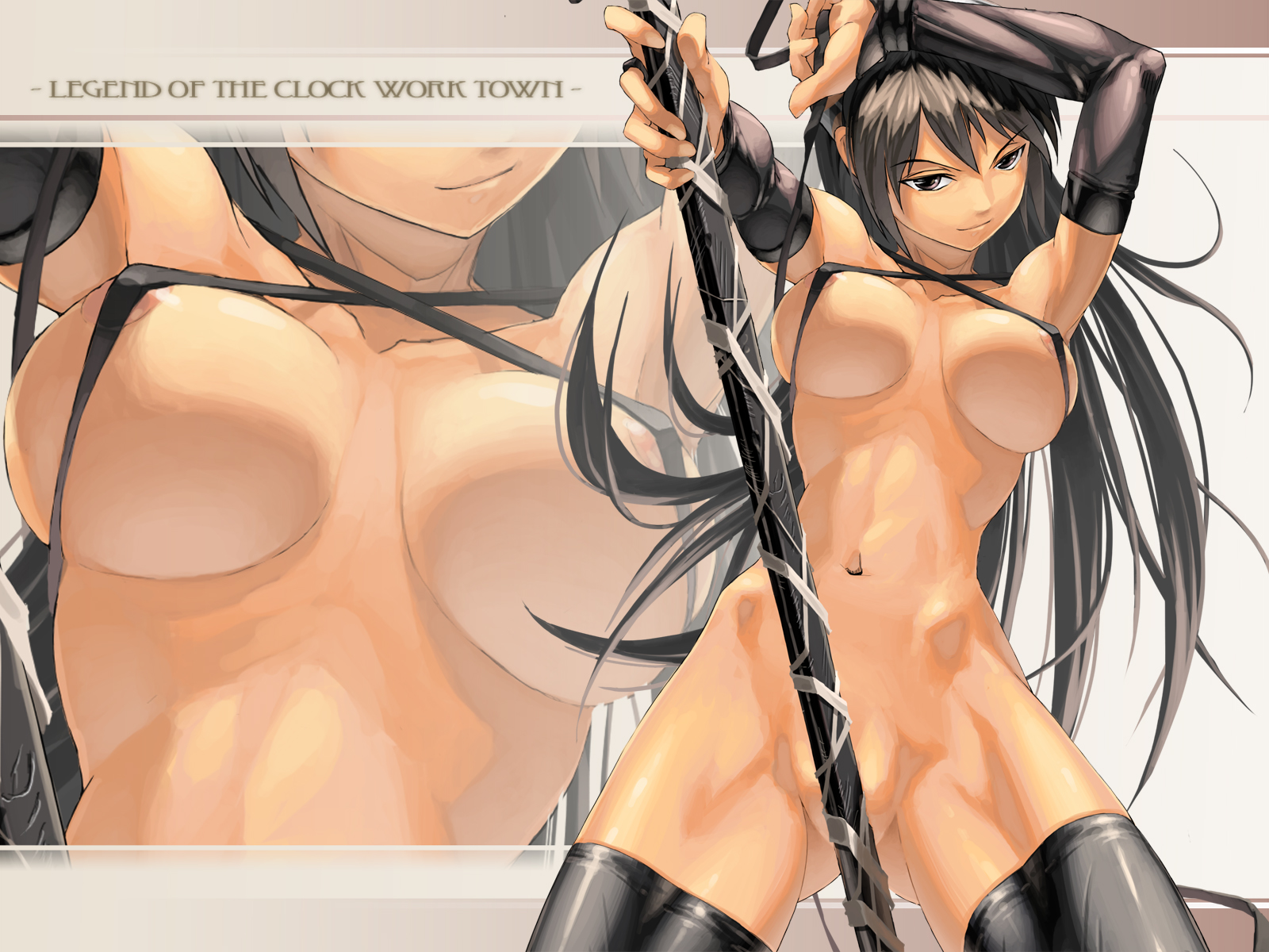3d nude anime warrior girls wallpapers hentai galleries