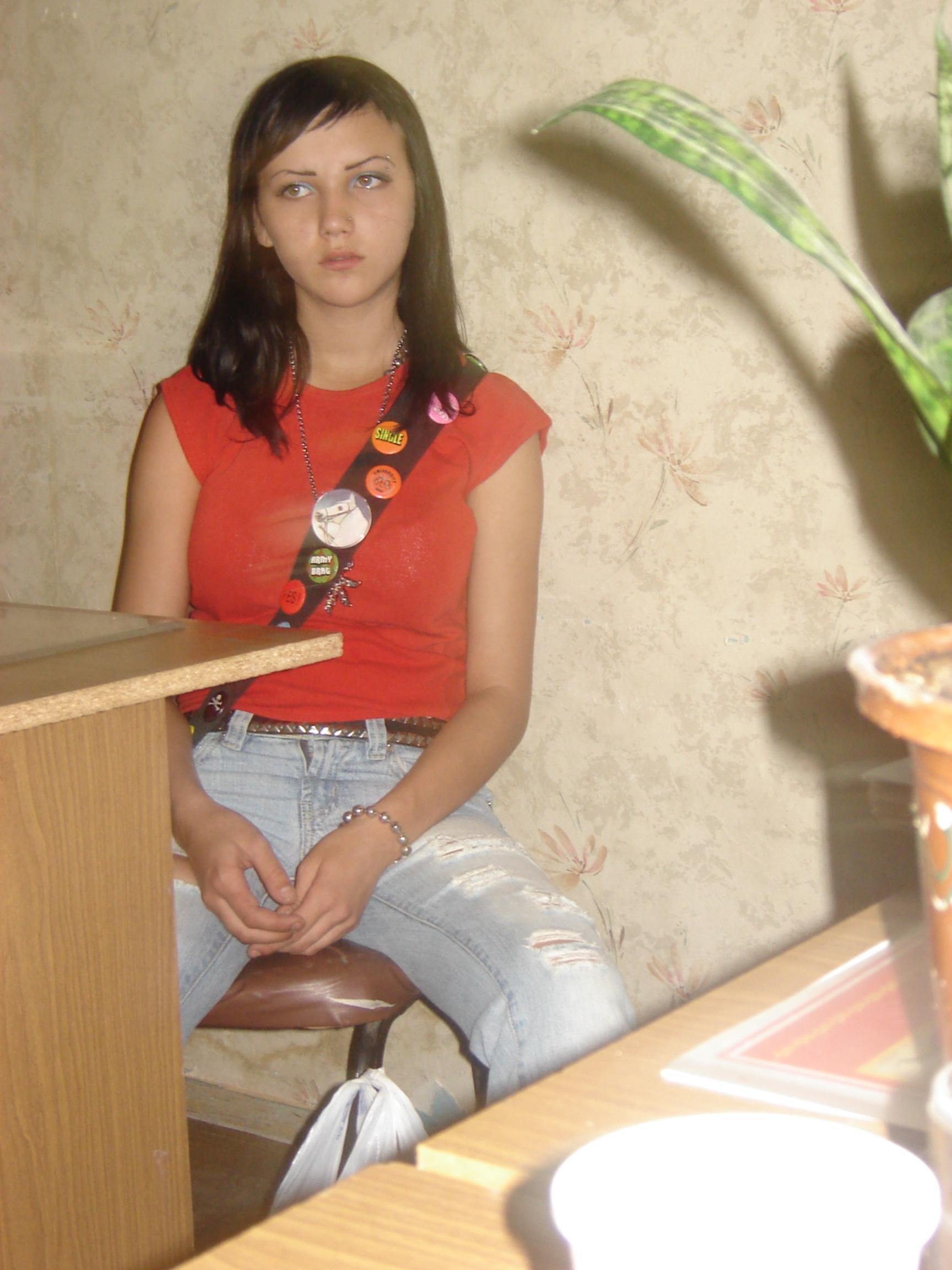 Фото девушки людиново